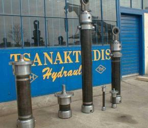 Υδραυλικές μπουκάλες